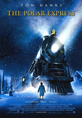 polar express Pel�culas navide�as infantiles