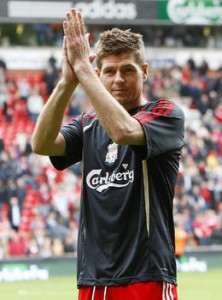 Real Madrid quiere a Steven Gerrard