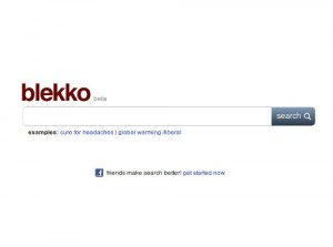 Blekko buscador alternativo a Google