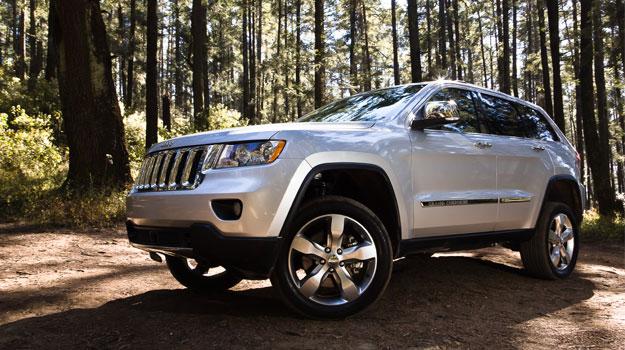 Grand Cherokee Overland >> Jeep Grand Cherokee Overland 4x4 2011 a prueba