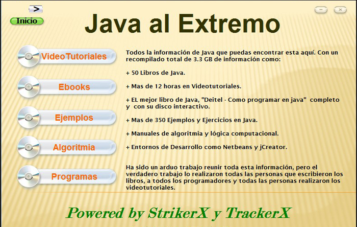 Curso java completo descargar gratis for Como programar en java