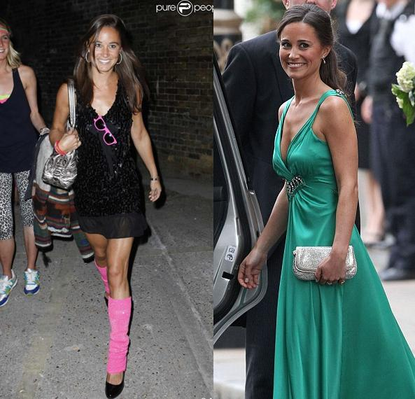 Pippa Middleton's sexy girl