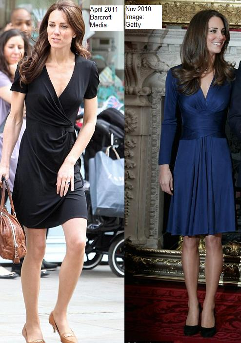 Kate Middleton has los weight