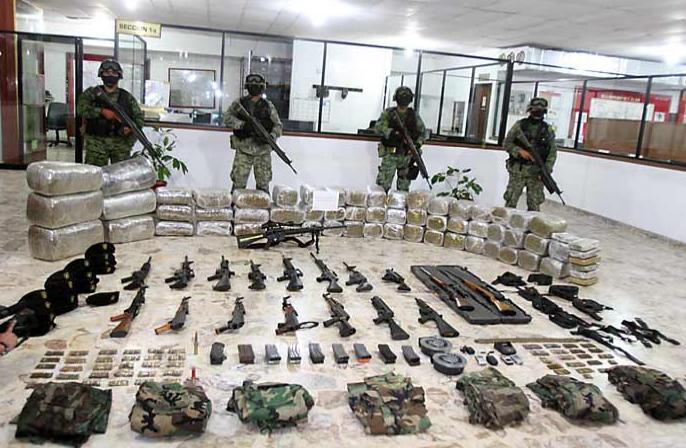 Desmantelan narcocampamento de los Zetas en El Alamo ...