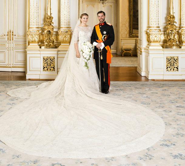vestidos de novia de las famosas