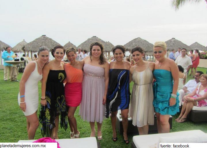 Vestidos formales para la playa