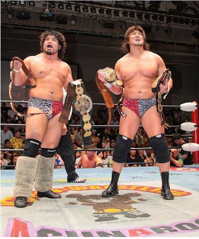Post image of Командную лигу AJPW выиграла воссоединившаяся команда