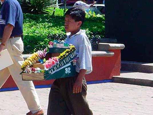 La infancia como objeto del consumismo