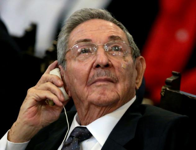 Ra l castro nombra nuevo ministro del interior en cuba for Que hace el ministerio del interior