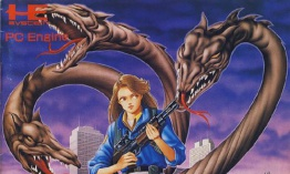 Shiryou Sensen ? War of the Dead de PC Engine traducido al inglés