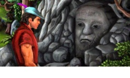 King's Quest II: Romancing the Stones de PC traducido al español