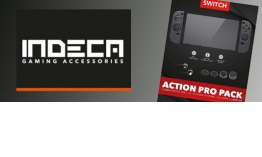 ANÁLISIS HARD-GAMING: Indeca Action Pro Pack Switch
