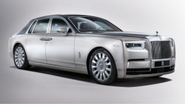 God save the luxury King: este es el nuevo Rolls-Royce Phantom
