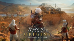 The hidden ones contenido descargable de Assassin's Creed