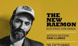 [Noticia] Conciertos imperdibles de The New Raemon en Barcelona y Madrid