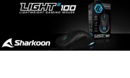 ANÁLISIS HARD-GAMING: Ratón Sharkoon Light2 100